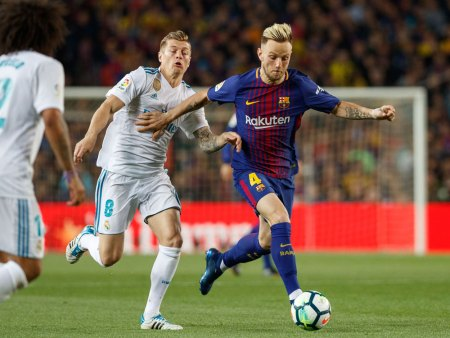 Barcelona vs Real Madrid, J10 de La Liga 2018 ¡En vivo por internet!