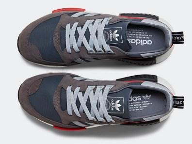Never Made: la colección de adidas Originals que revolucionará el futuro de los sneakers - boston-super-xr1
