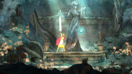 Child of Light, ya está disponible para consolas Nintendo Switch