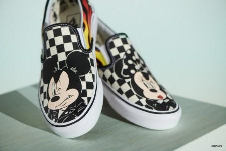 Vans presenta colección con motivo del 90 aniversario de Mickey Mouse