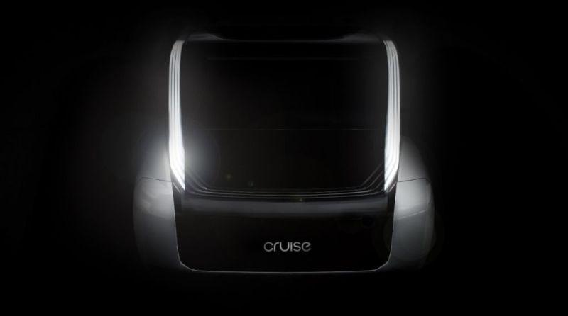 Honda se une a Cruise y General Motors para construir un nuevo vehículo autónomo - cruise-800x446