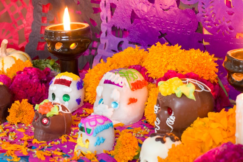 4 destinos de acuerdo al tipo de viajero que eres para celebrar Día de Muertos - dia-de-muertos-800x534