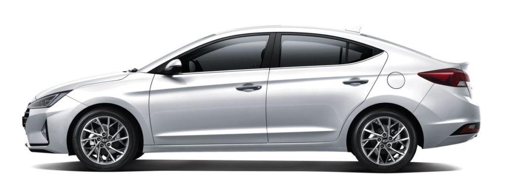 La totalmente nueva Hyundai Santa Fe y el renovado Elantra llegan a México - elantra-2019-hundai