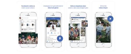 Facebook Lite ahora llega a iOS