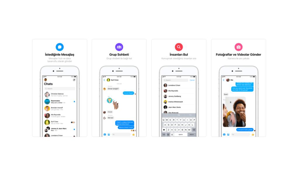 Facebook Messenger Lite también llega a iOS - facebook-messenger-lite-ios