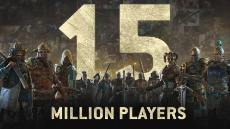 For Honor supera la marca de los 15 millones de jugadores a nivel global