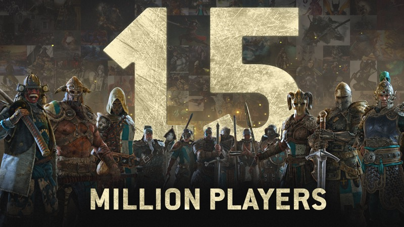For Honor supera la marca de los 15 millones de jugadores a nivel global - for-honor-ha-superado-la-marca-de-los-15-millones-800x450
