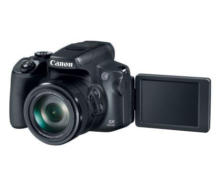 PowerShot SX70 HS, una cámara todo en uno - hr_sx70hs_3qopen_cl