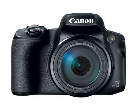 PowerShot SX70 HS, una cámara todo en uno - hr_sx70hs_front_cl