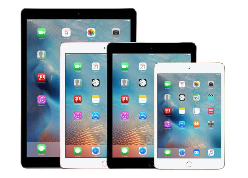El iPad sobrevivirá la caída en la demanda de tablets: reporte - ipad-family