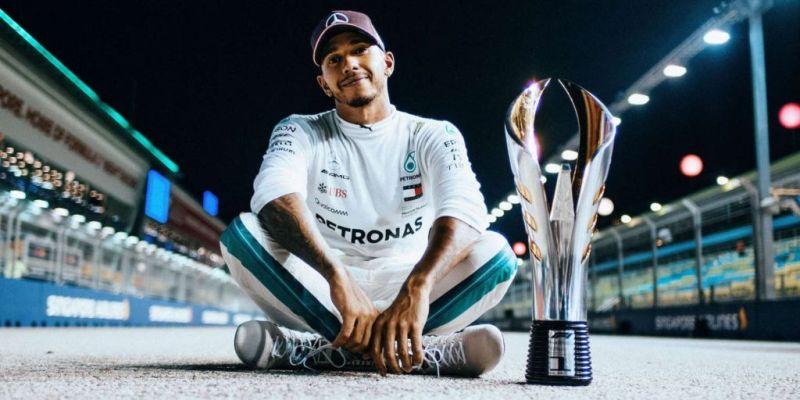 Lewis Hamilton podría conquistar su quinta corona en el Gran Premio deMéxico - lewis-800x400