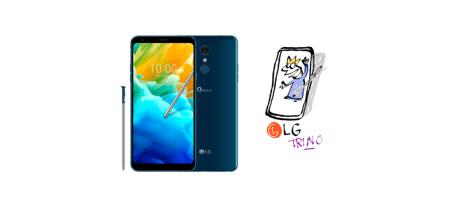 LG realizó una Master Class con el caricaturista Trino para desarrollar arte digital con el LG Q Stylus Alpha