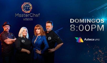 MasterChef México 2018 con transmisión en vivo por internet