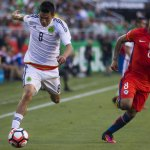 México vs Chile, Amistoso 2018 ¡En vivo por internet!