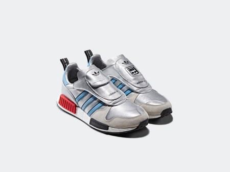 Never Made: la colección de adidas Originals que revolucionará el futuro de los sneakers - micropacerxr1