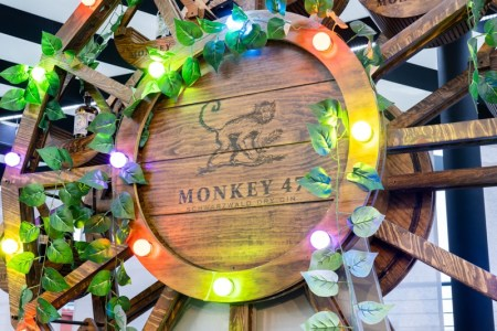 Monkey 47, el espacio que transportará la Selva Negra alemana a México - monkey-47-black-forest_dsc4094