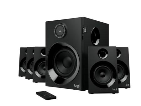 Logitech Z607, se lanza en México antes que en cualquier otro país - sistema-de-sonido-logitech-z607-450x338