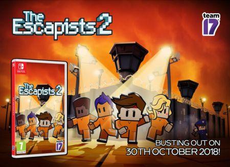 The Escapists 2, llega en versión física para Nintendo Switch