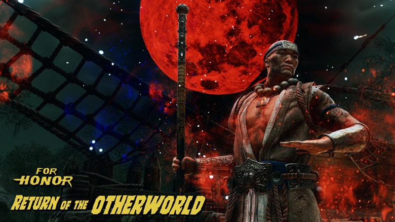 The Return of the Otherworld, evento de temporada For Honor ¡ya disponible! - the-return-of-the-otherworld-for-honorfh_halloween_moodef-800x450