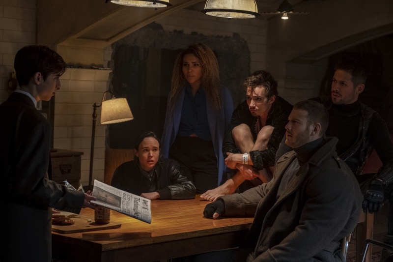 The Umbrella Academy se estrenará en Netflix el 15 de febrero de 2019 - the-umbrella-academy_netflix-800x533