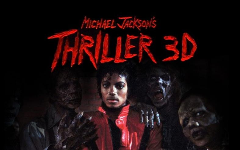 Thriller 3D de Michael Jackson se proyectará exclusivamente en salas IMAX - thriller-3d-de-michael-jackson