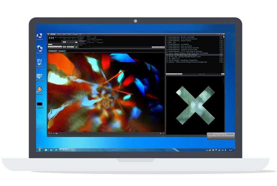 Winamp 6: el reproductor se renovará por completo en 2019 - winamp-windows-mockup