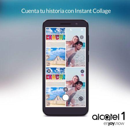 Ofertas de El Buen Fin 2018 en celulares Alcatel - alcatel-1-smarphone-450x450
