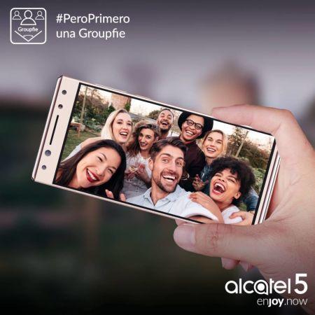 Ofertas de El Buen Fin 2018 en celulares Alcatel - alcatel-5-smartphone-450x450