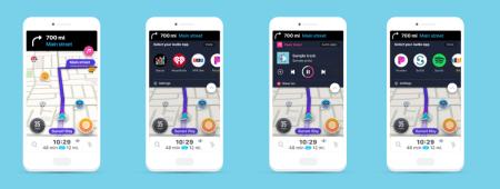 Waze Audio Player, una experiencia de conducción perfecta