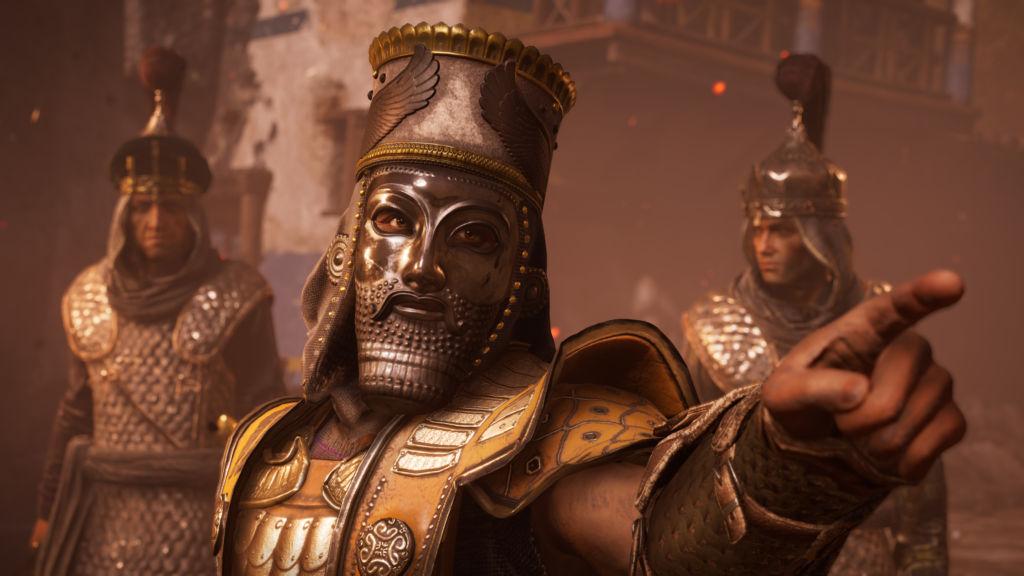 Assasssin's Creed Odyssey, The Legacy of the First Blade llega a partir del 4 de diciembre - assasssins-creed-odyssey-the-legacy-of-the-first-blade_1
