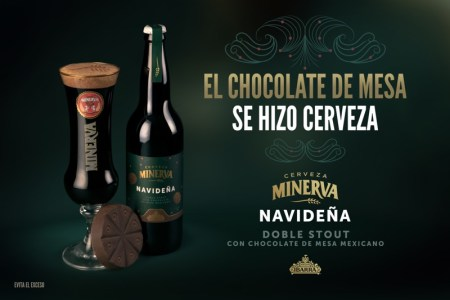 Cerveza Minerva presenta un nuevo clásico de la temporada navideña