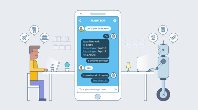 6 formas de utilizar a los chatbots en tu estrategia de marketing - chatbot-marketing