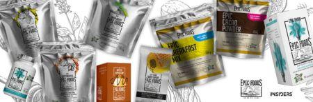 Llega a México línea de súper alimentos funcionales 100% naturales