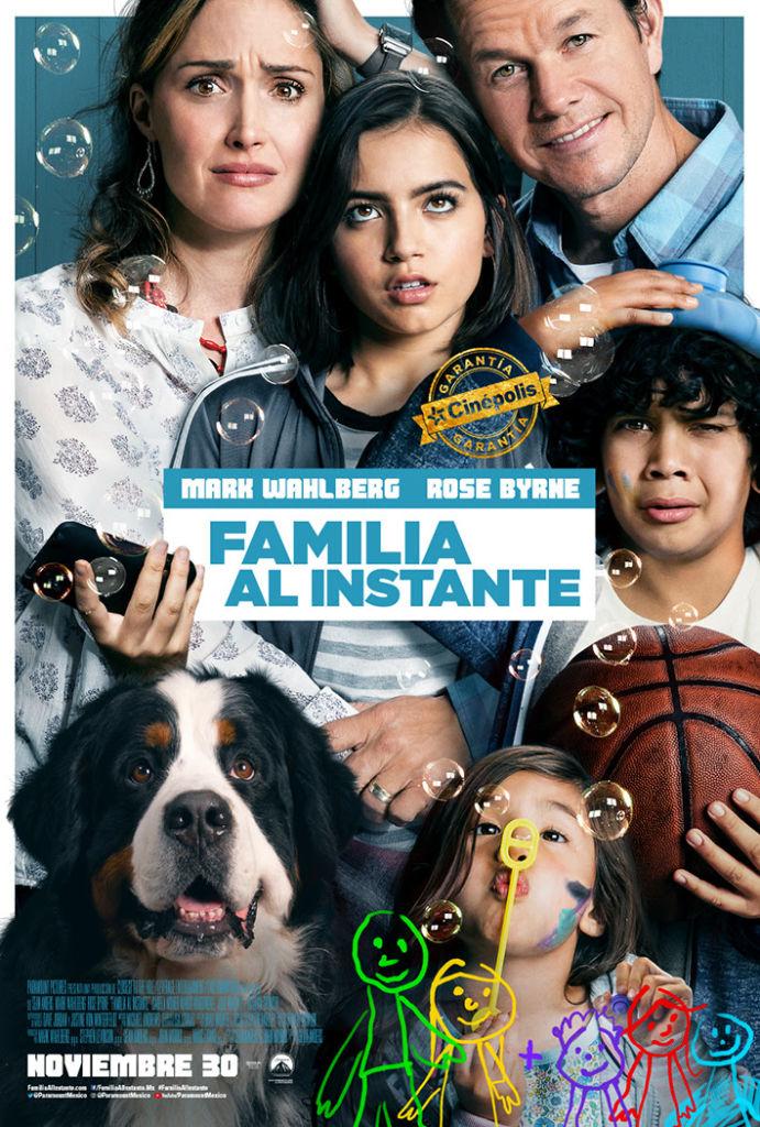 """La película """"Familia al instante"""" se estrena el 30 de Noviembre - familia-al-instante"""