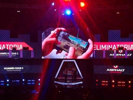 Todos los detalles de la gran final: Huawei nova 3 Asphalt Cup