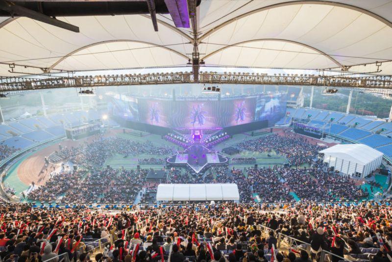 Final histórica por primera vez, China gana el Mundial de League of Legends - final-worlds-2018-6