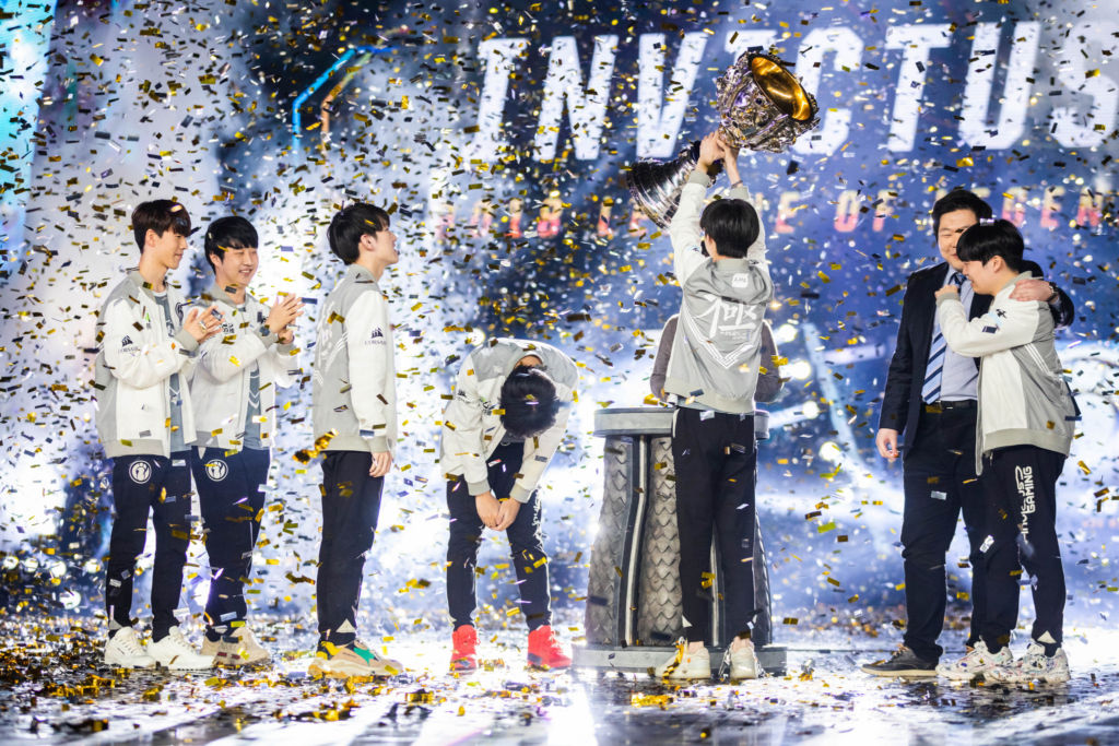 Final histórica por primera vez, China gana el Mundial de League of Legends - final-worlds-2018-invictus-gaming-2