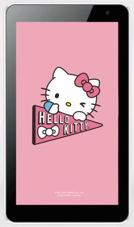 Nuevas tabletas de STF mobile con Android Go ¡llegan para el Buen Fin! - hello-kitty-3