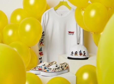 Vans celebra los 90 aniversario de Mickey Mouse: The True Original