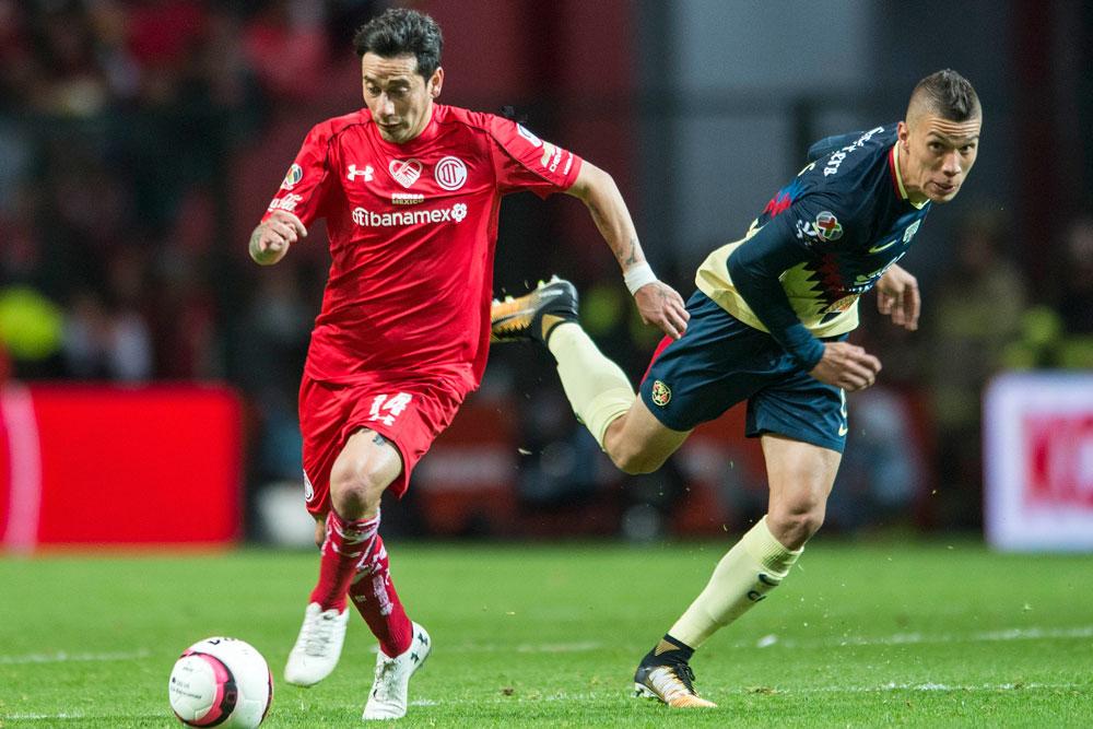 A qué hora juega Toluca vs América en la Liguilla A2018 y en qué canal verlo - horario-toluca-vs-america-liguilla-apertura-2018