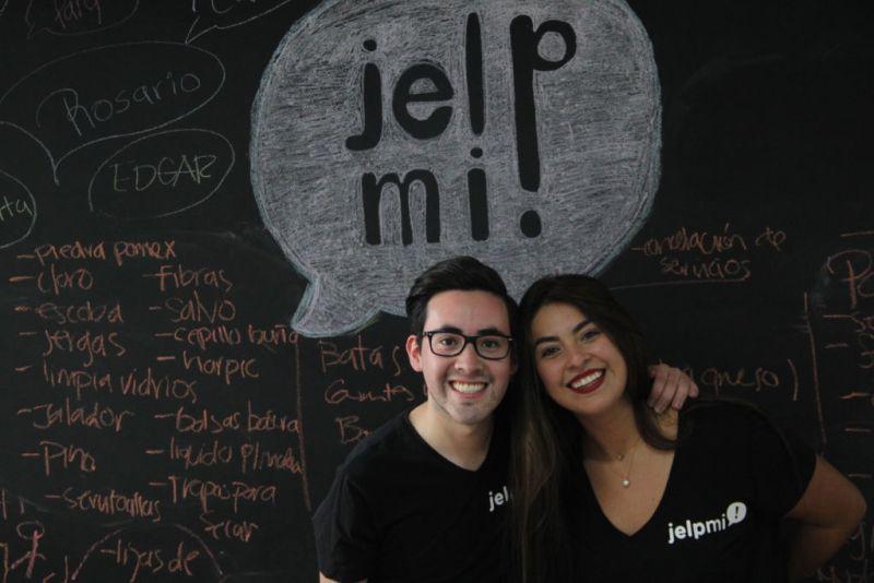 La primera app mexicana en participar en NASDAQ - jelp-mi-800x534