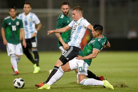 México vs Argentina, 20 de noviembre 2018 ¡En vivo por internet!