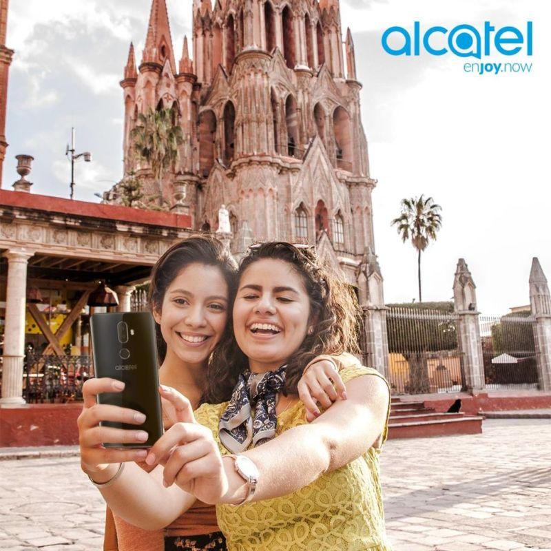 Ofertas de El Buen Fin 2018 en celulares Alcatel - ofertas-en-celulares-en-el-buen-fin-2018-800x800