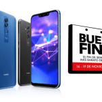 Promociones de Huawei en celulares, tablets y más en el Buen Fin 2018