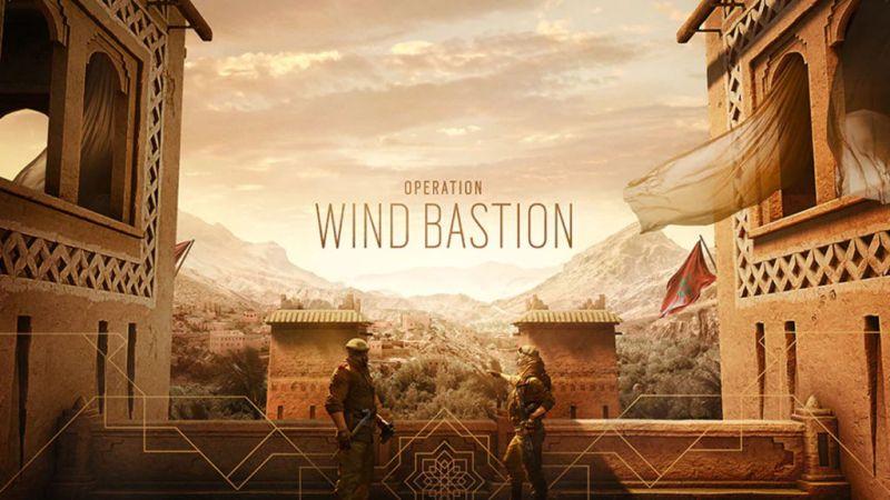 Todo los detalles de Operation Wind Bastion de Tom Clancy's Rainbow Six Siege - operation-wind-bastion-800x450