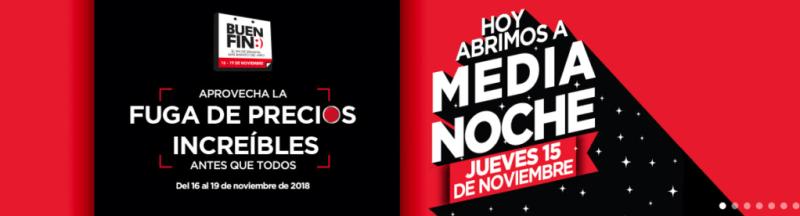 Promociones de Sam's, Walmart y Aurrera en El Buen Fin 2018 - sams-club-buen-fin-800x216