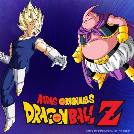 Boo y Vegeta, en el tercer drop de la colección adidas Originals x Dragon Ball Z - tercer-drop-de-la-coleccion-adidas-originals-x-dragon-ball-z-450x450