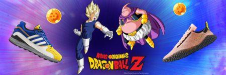 Boo y Vegeta, en el tercer drop de la colección adidas Originals x Dragon Ball Z