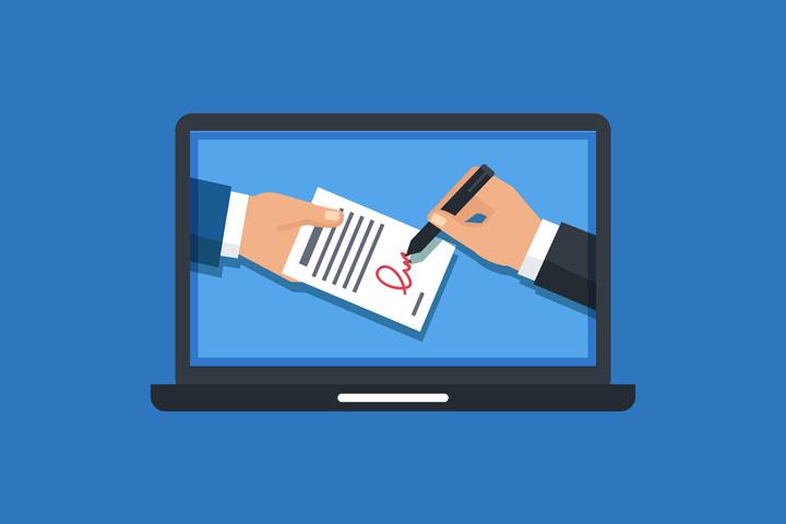 5 usos de la firma electrónica - usos-de-la-firma-electronica