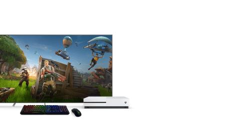 Soporte para ratón y teclado llegan a la Xbox One con la actualización noviembre 2018